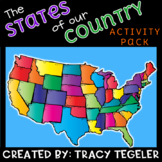 The States of Our Country Activity Pack