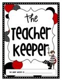 The Teacher Keeper {Organizational Binder with Pirates, Re
