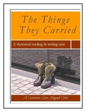 The Things They Carried, by Tim O'Brien, A Common Core Unit
