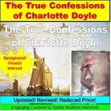 The True Confessions of Charlotte Doyle Power Point