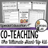 Co-Teaching Start-Up Kit (Inclusion)