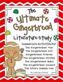 The Ultimate Gingerbread Literature Study {Common Core Aligned}
