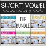 The Ultimate Short Vowel Bundle - Printables, Puzzles, Act