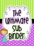 The Ultimate Sub Binder