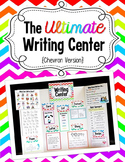 The *Ultimate* Writing Center - Chevron Style