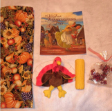 The Very First Thanksgiving Story Bag