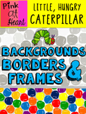 The Very Hungry Caterpillar - Dotty Backgrounds, Frames an