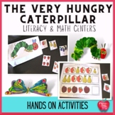 The Very Hungry Caterpillar Lesson Plan, and Classroom Activities