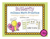 Butterfly Missing #, Biggest #, # Recognition (Mclass Math)