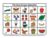 The Very Hungry Caterpillar - Sequencing Writing Book