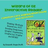 The Wizard of Oz Interactive Reader: Common Core Aligned N