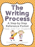 The Writing Process Step-by Step Reference Packet for Students