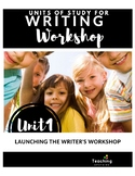 The Writing Workshop: Launching The Writer's Workshop