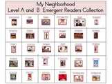 Theme 2 My Neighborhood Emergent Readers Level A and B