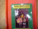 """""""Theme Immersion"""" by M. Manning"""