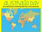 Themed Digital Interactive Activities - Lower - Australia Day!!