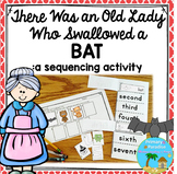 There Was an Old Lady Who Swallowed A Bat- Sequence