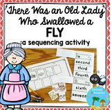 There Was an Old Lady Who Swallowed A Fly- Sequence