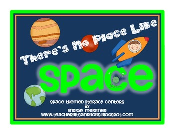 There's No Place Like Space - Literacy Centers That Are Ou