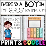 There's a Boy in the Girls' Bathroom: Complete Set of Read