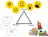 Think, Feel, Do worksheets