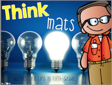Think Mats: Graphic Organizers to use with ANY text!