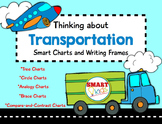 Thinking about Transportation: Smart Charts and Writing Frames