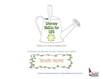 Third Grade Literacy SkiLLS for LIFE
