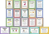 Third Grade Mathematics Centers/Activities Bundle