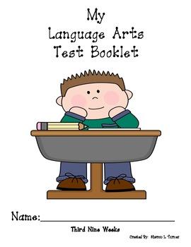 Third Nine Weeks Language Arts Tests