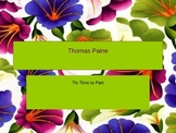 Thomas Paine PowerPoint