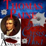 Thomas Paine & The American Revolution