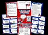 Three Branches of Government - Social Studies Scoot Game