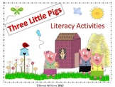 Three Little Pigs Literacy Activities