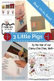 Three Little Pigs THEME BOX {PREK}