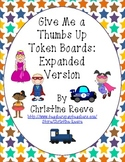 Thumbs Up: Token Systems for Behavior Management (autism /
