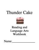Thunder Cake ~ Patricia Polacco ~ Language Arts Workbook ~