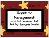 Ticket to Management Mini-Pack