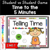 3rd Grade Time - Powerpoint Game - 3.MD.1