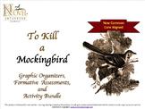 To Kill A Mockingbird~ Graphic Organizers