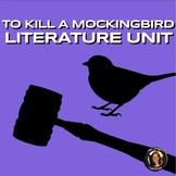 """To Kill a Mockingbird"" Activities, Exams, Quizzes, Vocab - UNIT"