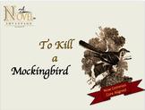 To Kill a Mockingbird Novel Study Unit~Includes Reproducib