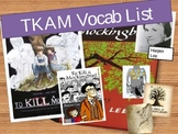 To Kill a Mockingbird Vocabulary Pack