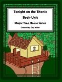 Tonight on the Titanic Book Unit