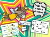 Tooth Fairy Addition Cards, Mats, & Printables