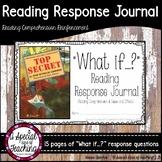 "Top Secret, by John Reynolds Gardiner: ""What if…?"" Reading"