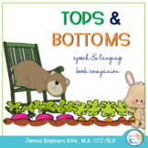 Tops & Bottoms: A Language Book Companion with FREEBIE