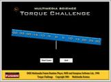 Physics - Torque Challenge Software - Mechanics Games & Demos