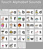 Touch Alphabet Sounds