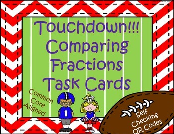 https://www.teacherspayteachers.com/Product/Touchdown-Comparing-Fractions-Task-Cards-1333066